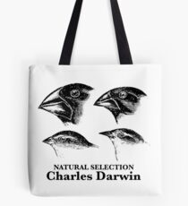 Charles Darwin - Natural Selection Tote Bag