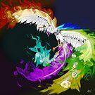 Prism Phoenix by Aodhan Walker