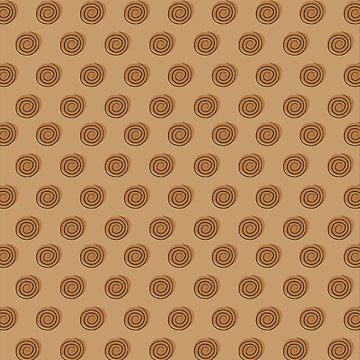 Cinnamon Swirl by nealdepinto