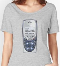 Awesome funny retro phone  Women's Relaxed Fit T-Shirt