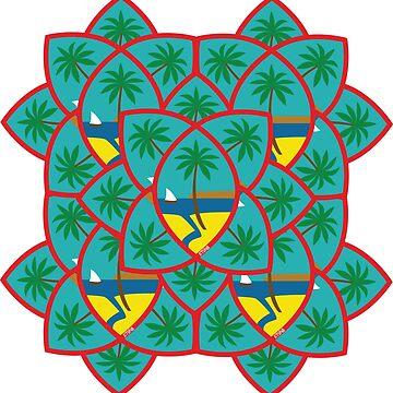 Guam Seal Pattern 2 by etona