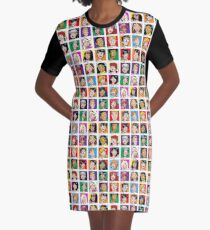 Archie Comics Yearbook  Graphic T-Shirt Dress