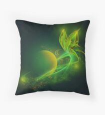 Moon Flower on Prints for Sale Throw Pillow