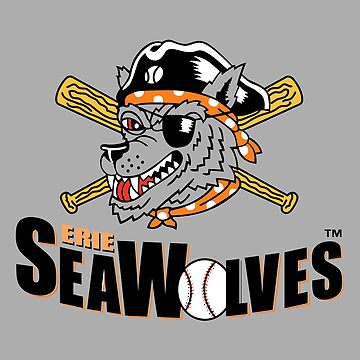 Erie SeaWolves by archimides-go