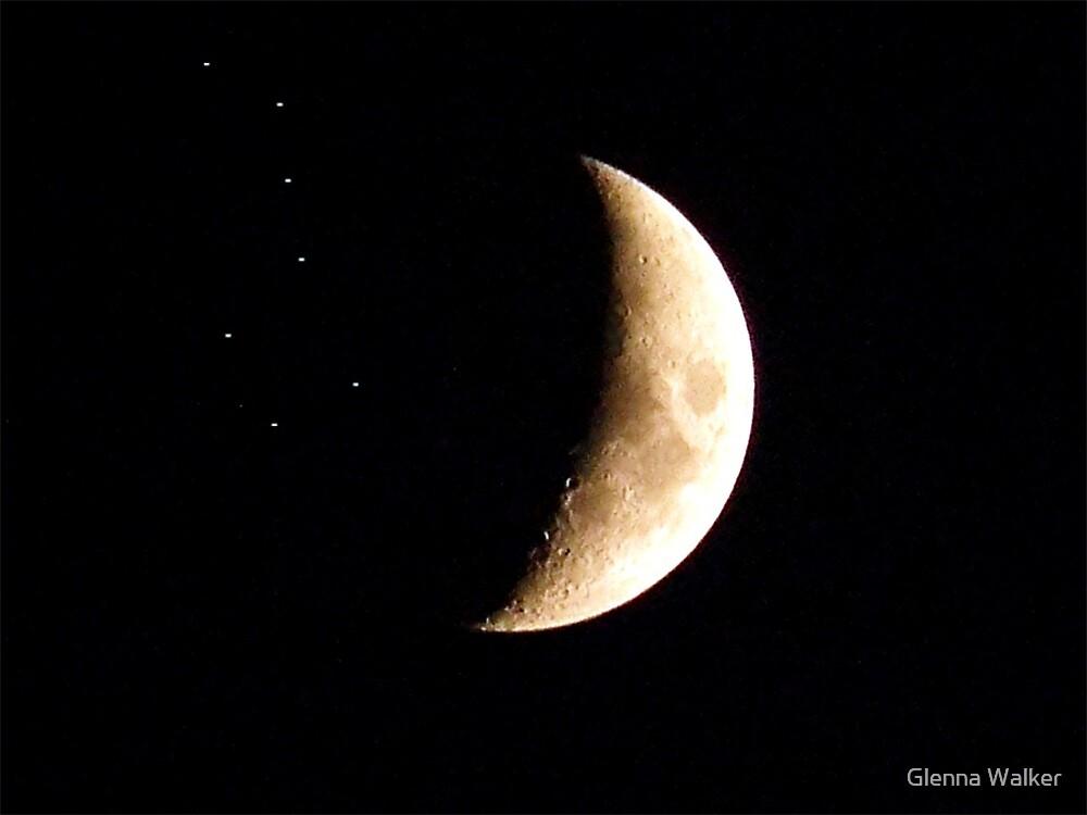 Goodnight Moon by Glenna Walker