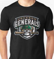 Jackson Generals Unisex T-Shirt
