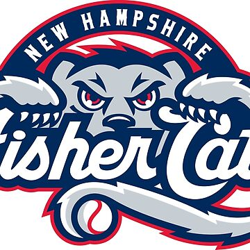 New Hampshire Fisher Cats by archimides-go