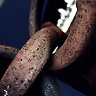 Rusty Chain by Abigail Hiebert