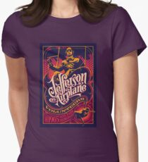 Jefferson Airplane Women's Fitted T-Shirt