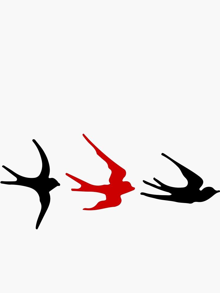 Einundzwanzig Piloten Goner Vögel von eliz7abeth