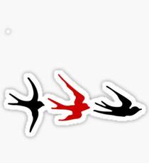 Einundzwanzig Piloten Goner Vögel Sticker