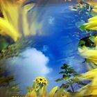 pinscape sunflowers by foreversouls