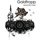 Goldfrapp - Seventh Tree by boudidesign