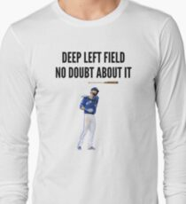 Jose Bautista Bat Flip Long Sleeve T-Shirt