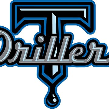 Tulsa Drillers by archimides-go