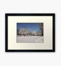 Another Narnia Framed Print