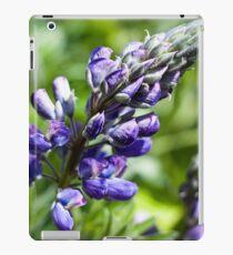 Spring Lupine Photography Print iPad Case/Skin