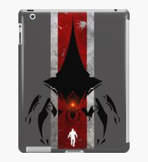 The commander t-shirt & Poster iPad Case/Skin