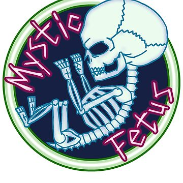 Mystic Fetus Comics logo by mysticfetus