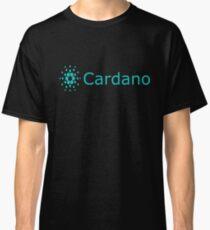 Cardano Logo T-Shirt ADA Cryptocurrency Coin Classic T-Shirt