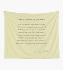 The Clothes of Heaven Wall Tapestry