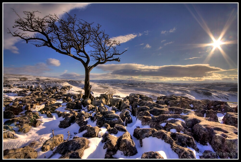Views from the top of Conistone by Shaun Whiteman