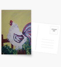 Morning on the Farm Postcards