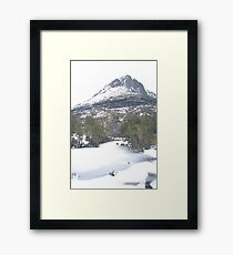 Ice Skate anyone?.... Framed Print