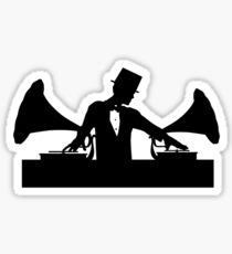 Let's Party Like It's... 1923! Sticker