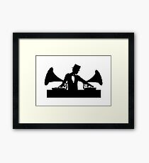 Let's Party Like It's... 1923! Framed Print
