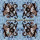Riding the Chaos by Alexandra Cook aka Linandara  by Linandara