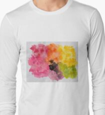 clouded vision  Long Sleeve T-Shirt