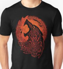 FENRIR. LOKI'S SON. Unisex T-Shirt