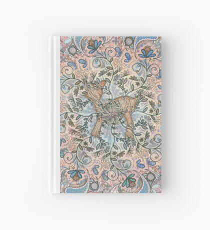Deer Mandala Hardcover Journal