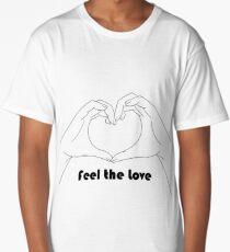 Feel the Love Long T-Shirt