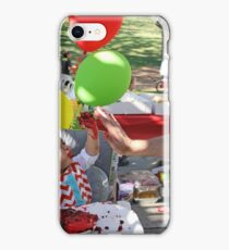 Messy High Five iPhone Case/Skin