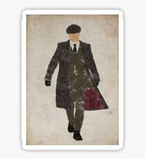 Tommy Shelby (Cillian Murphy) Peaky Blinders Sticker