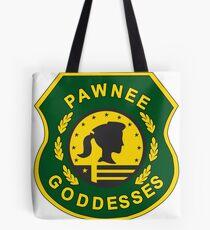 Pawnee Goddesses Tote Bag