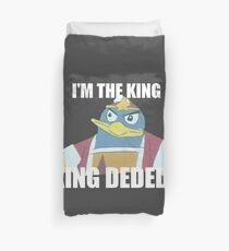I'M KING DEDEDE Housse de couette