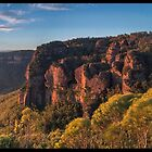 Light on Lower Boars Head  by STEPHEN GEORGIOU PHOTOGRAPHY