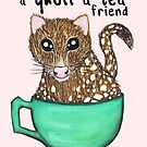 Quoll A Tea - Pink by makemerriness