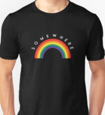 Over The Rainbow Slim Fit T-Shirt