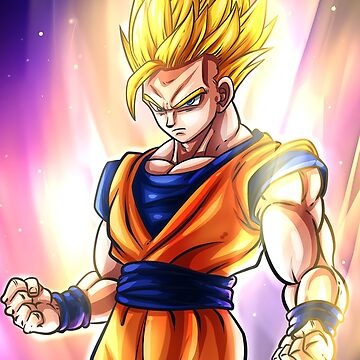 Son Gohan by Aristote