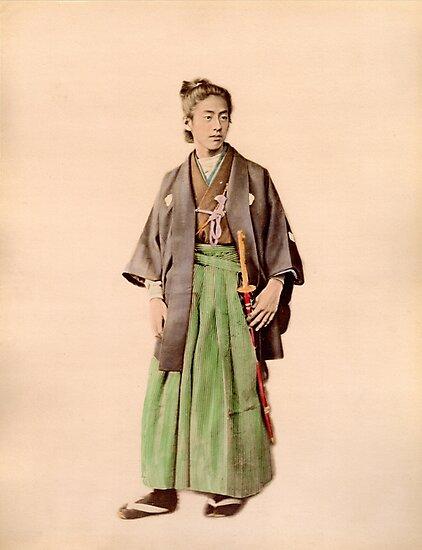 Samurai by Fletchsan