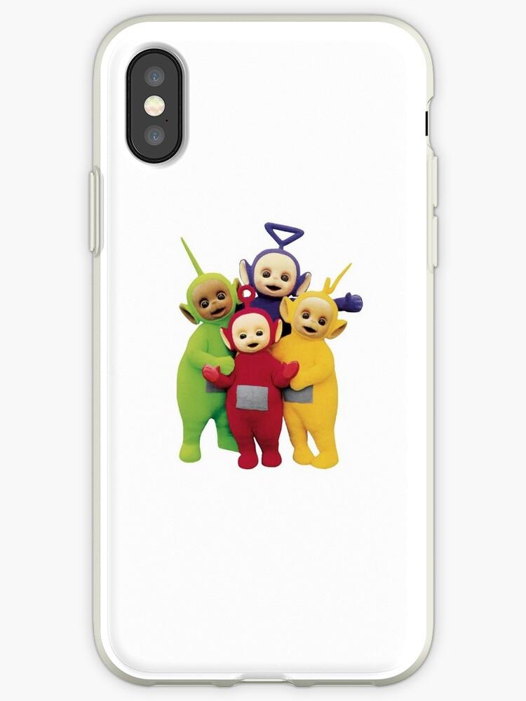 coque iphone 6 teletubbies