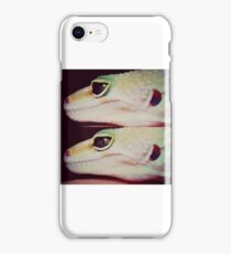 Eye of The Gecko  iPhone Case/Skin