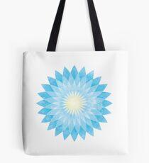 Lotus Flower Mandala  Tote Bag