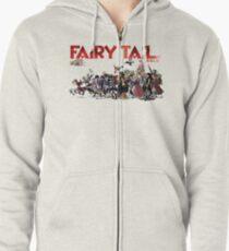 Fairy Tail Zipped Hoodie