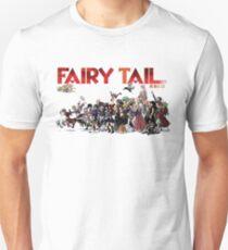 Camiseta unisex Fairy Tail