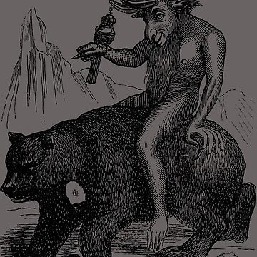 Balan the Demon by undaememe